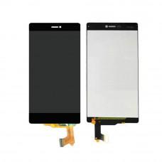Huawei P8 дисплейный модуль (черн)