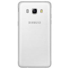 Samsung Galaxy J7 2016 (J710) задняя крышка (бел)