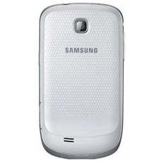 Samsung Galaxy Mini (S5570) задняя крышка (бел)