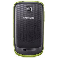 Samsung Galaxy Mini (S5570) задняя крышка (черн)