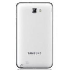 Samsung Galaxy Note 1 (N7000) задняя крышка (бел)