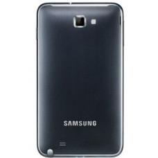 Samsung Galaxy Note 1 (N7000) задняя крышка (черн)