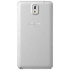 Samsung Galaxy Note 3 (N9000) задн крышка (бел)