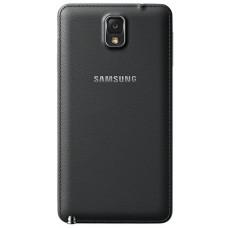 Samsung Galaxy Note 3 (N9000) задн крышка (черн)