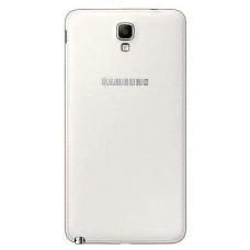 Samsung Galaxy Note 3 mini (Neo) задняя крышка (бел)