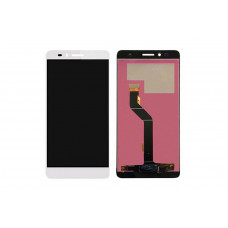 Huawei Honor 5X/GR5 дисплейный модуль (бел)