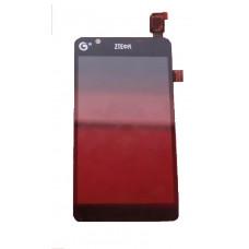ZTE U950 дисплей и тачскрин (черн)