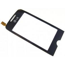 LG GS290 тачскрин (черн)