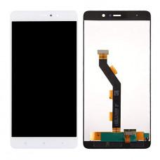 Xiaomi Mi 5S PLUS дисплейный модуль (бел)