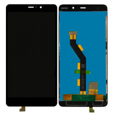 Xiaomi Mi 5S PLUS дисплейный модуль (черн)