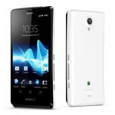 Sony Xperia T (LT 30) задняя крышка (бел)