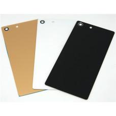 Sony Xperia M5 задняя крышка (зол)