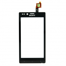 Sony ST26i тачскрин (черный)