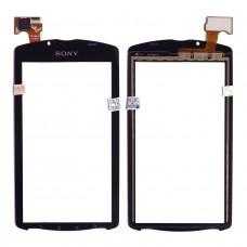 Sony Xperia Neo L MT25i тачскрин (черн)