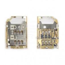 Nokia E5 разъём SIM