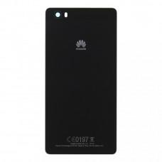 Huawei P8 Lite задняя крышка (черн)