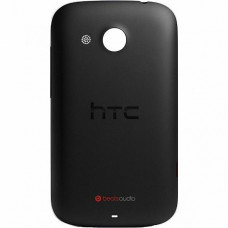 HTC Desire C задняя крышка (черн)