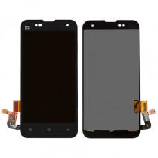 Xiaomi Mi 2 дисплейный модуль (черн)