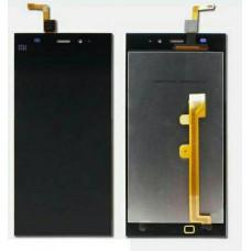 Xiaomi Mi 3 дисплейный модуль (черн)