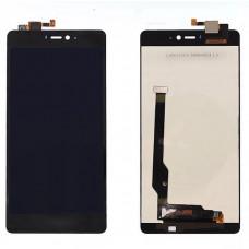 Xiaomi Mi 4C дисплейный модуль (черн)