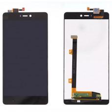 Xiaomi Mi 4i дисплейный модуль (черн)