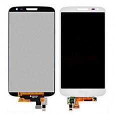 LG G2 дисплей (бел)