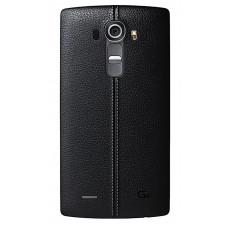 LG G4 задняя крышка (черн)