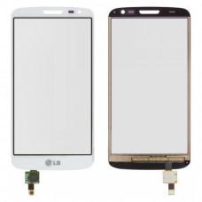 LG G2 тачскрин (белый)
