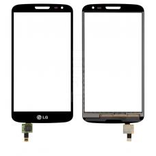 LG G2 тачскрин (черный)