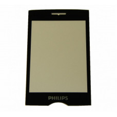 Стекло Philips X503 (черн)