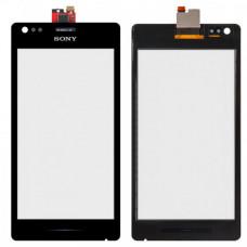 Sony M (С1905) тачскрин (черный)