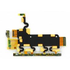 Sony Xperia Z1 (L39H) Шлейф кнопки громкости