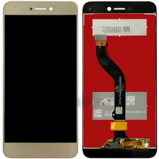 Huawei Honor 8 Lite/P8 lite 2017/P9 Lite 2017 дисплейный модуль (зол)