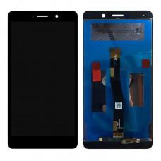 Huawei Honor 6X/GR5 2017 дисплейный модуль (черн)