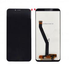 Huawei Honor 7a/Y5 Prime 2018/Y5 2018/Y5 Lite 2018 дисплейный модуль (черн)