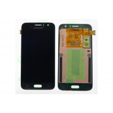 Samsung Galaxy J1 2016 (J120F) дисплей In-cell (черн)
