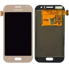 Samsung Galaxy J1 Ace 2016 (J110F) дисплей TFT (зол)