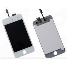 iPod 4 дисплейный модуль (бел)
