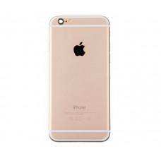 iPhone 6 задняя крышка (gold)
