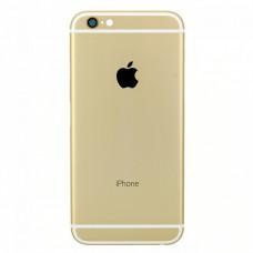 iPhone 6 PLUS задняя крышка (gold)