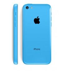 iPhone 5C задняя крышка (син)