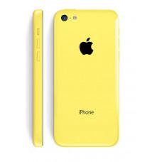 iPhone 5C задняя крышка (жел)