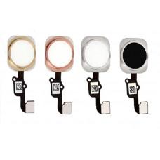 iPhone 6S / 6S PLUS кнопка HOME (черн)