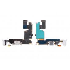 iPhone 6 PLUS шлейф СЗУ (бел)