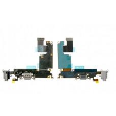 iPhone 6 PLUS шлейф СЗУ (сер)