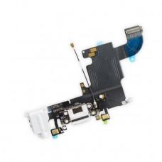 iPhone 6S шлейф СЗУ (бел)