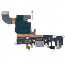 iPhone 6S шлейф СЗУ (сер)