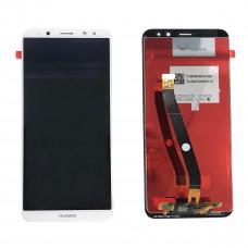 Huawei Honor 9i / Mate 10 lite / Nova 2i дисплейный модуль (бел)