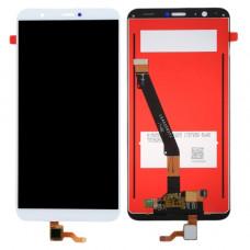 Huawei P Smart дисплейный модуль (бел)