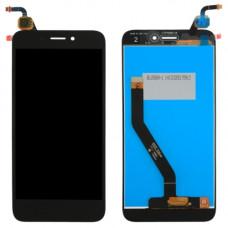 Huawei Honor 6A дисплейный модуль (черн)